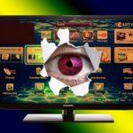 Smart tv spy